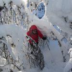 9. Op weg naar Hornsjø op 28 januari 2013 om precies te zijn. Door de Noorse rimboe...